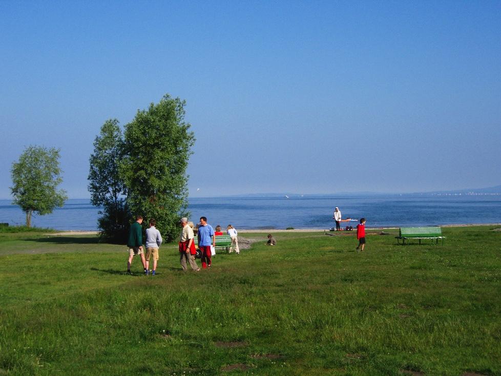 Rheindelta Am Bodensee Hard Am Rheineinlauf Ferienhaeuser Wohnen