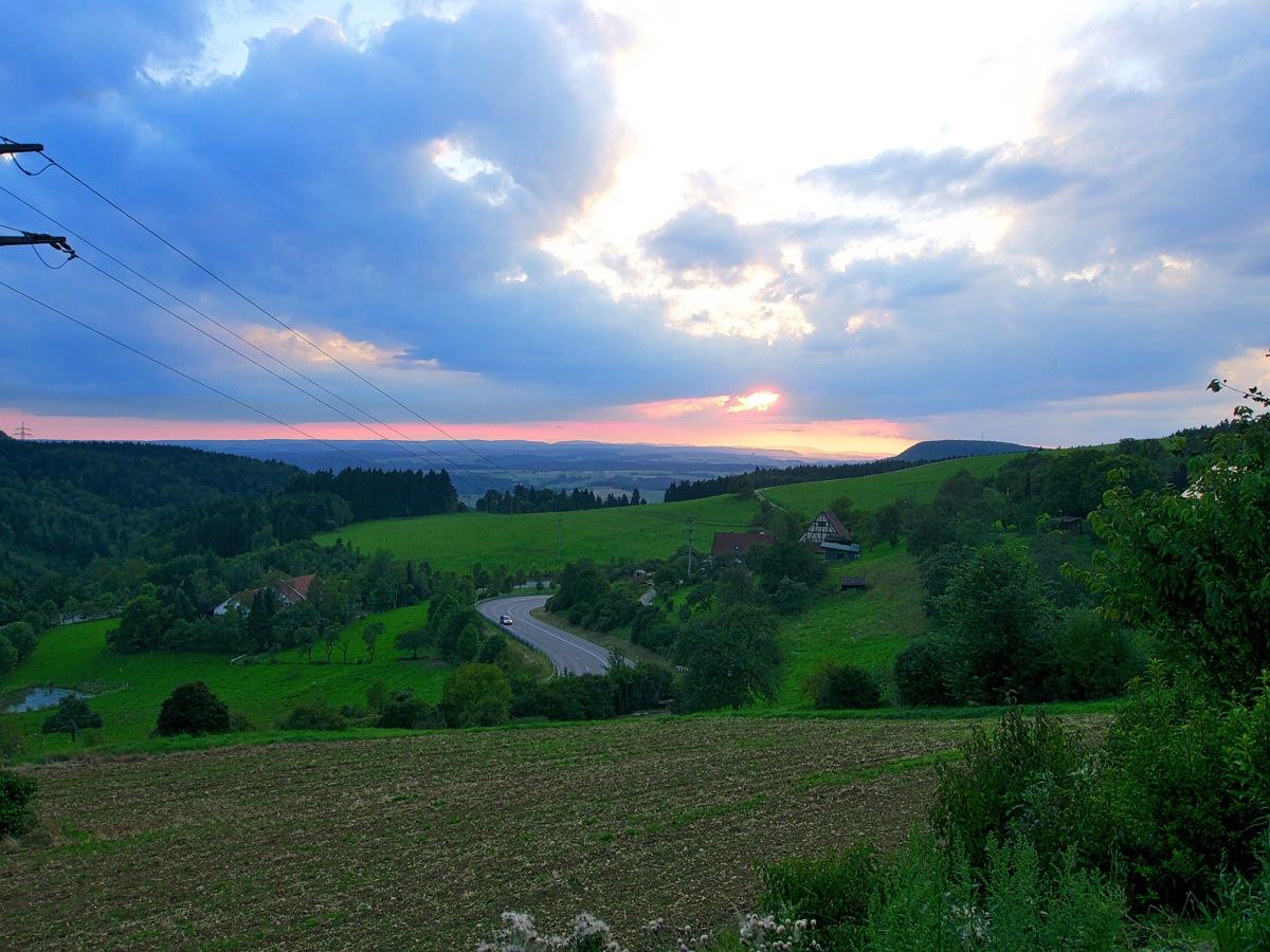 Landschaft Bei Schaffhausen Jpeg