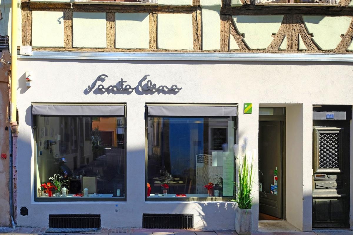 Restaurant Strasbourg Santa Elena