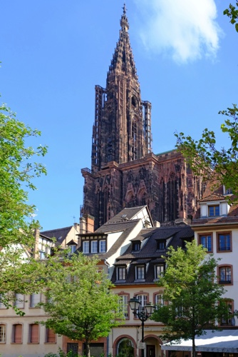 fotos stra burg rund um den m nster cathedrale strasbourg images. Black Bedroom Furniture Sets. Home Design Ideas