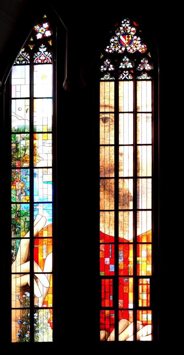 Fotos stra burg rund um den m nster cathedrale for Fenster outlet