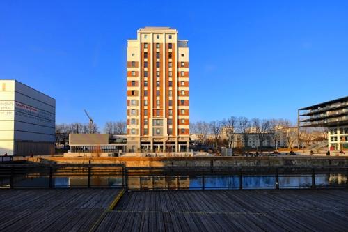 Fotos: Moderne Architektur in Straßburg: Ecoquartier Danube, Malraux ...