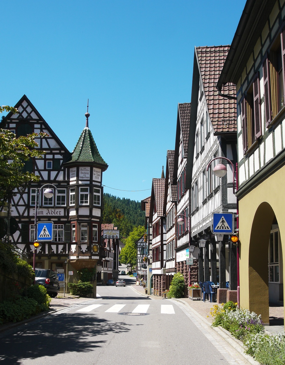 Fotos Schiltach Im Schwarzwald Schramberg Kinzig Grohe